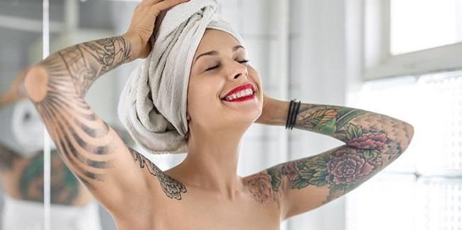 Думать, прежде чем колоть: что нужно знать о татуировках и коже